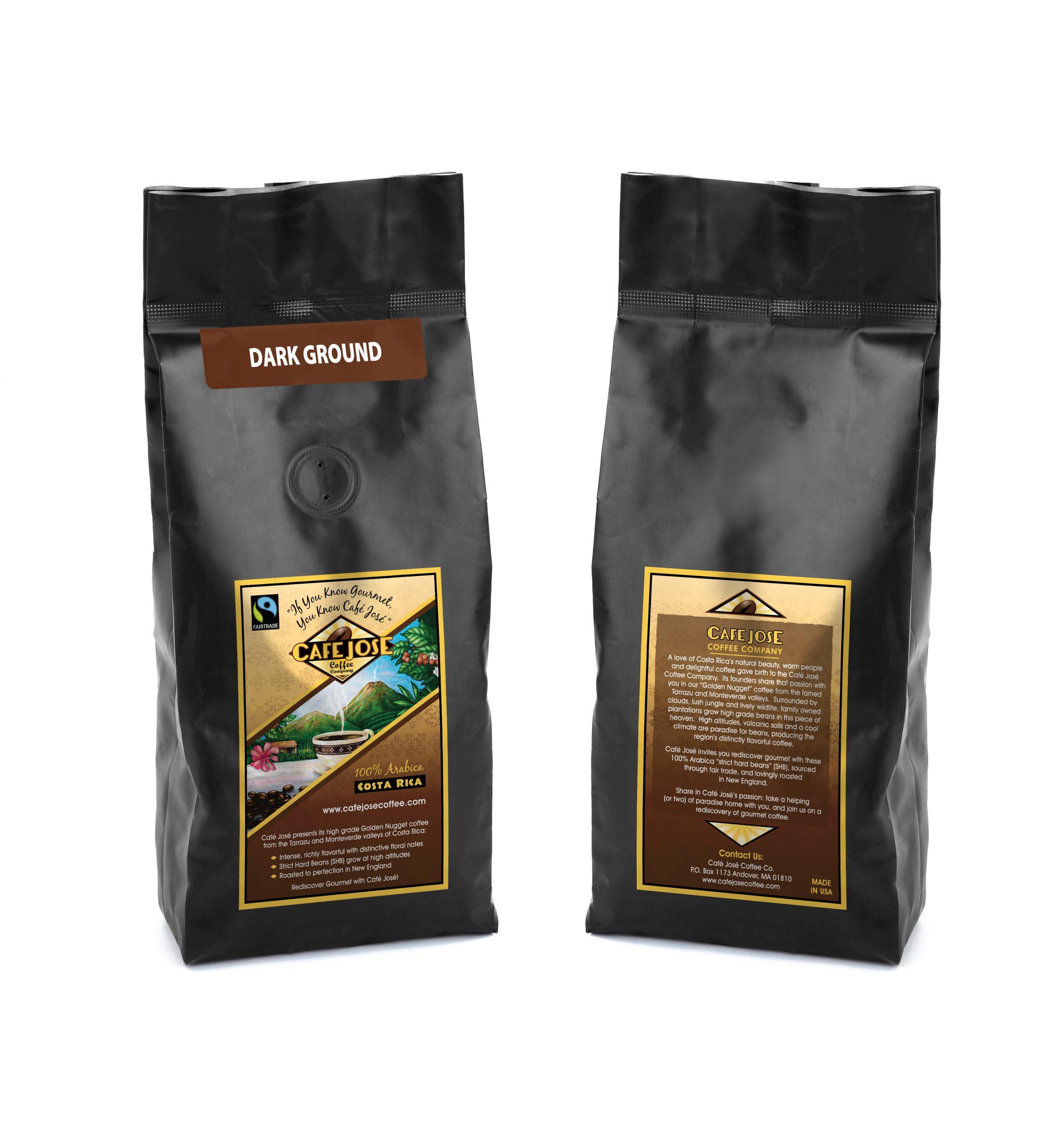Tarrazu Dark Ground - 2 lb bags