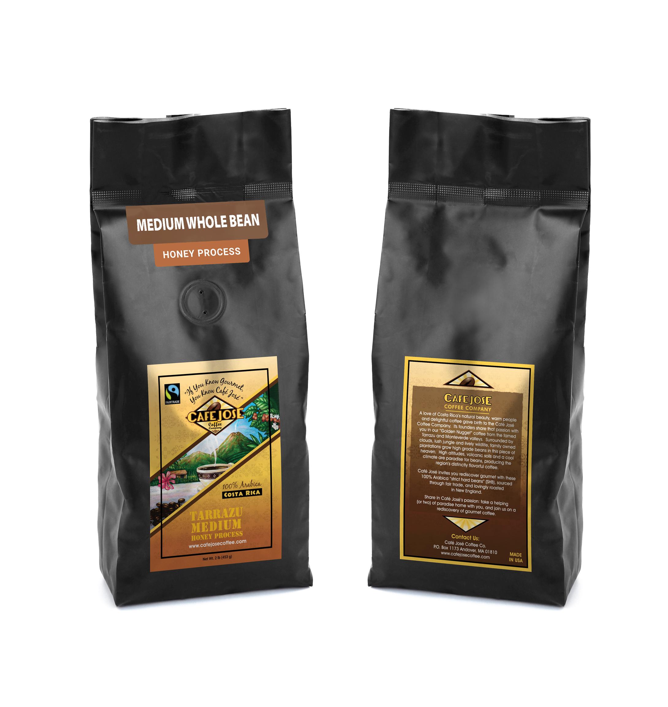Tarrazu Medium Roast Honey Process Coffee